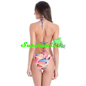 Sexy Printed Bikini for Women pictures & photos