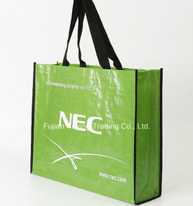PP Fabric Shopping Bag with Customized Pringting pictures & photos