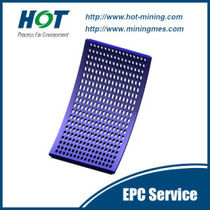 Factory Price Good Quality Polyurethane Vibrating Screen Panel pictures & photos