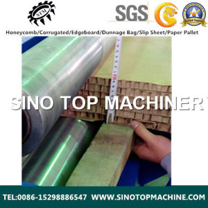 2016 Best Selling Paper Honeycomb Core Laminated Board Making Machine pictures & photos