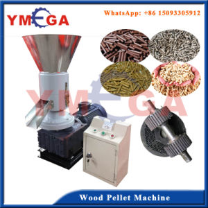 Advanced Design for Rice Husk Pelleting Machine pictures & photos