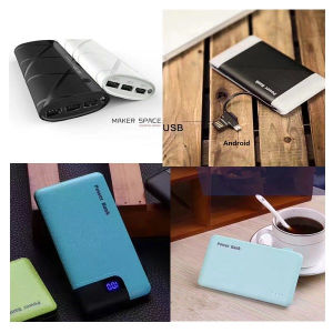 New Coming Single USB Super Thin PU Leather Feeling Power Bank/Supply pictures & photos