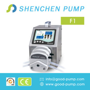 Laboratory Cheap New Dispensing Dosing Peristaltic Pump with Low Price pictures & photos