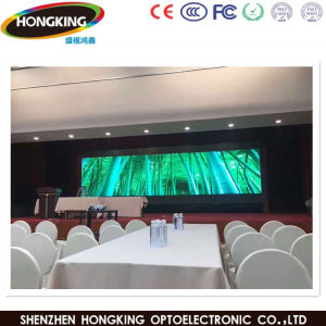 Full Color Indoor P6 High Refreshing LED Screen pictures & photos