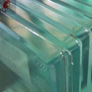 1.3mm/1.8mm Laminated/ Clear Float Sheet Glass with ISO pictures & photos