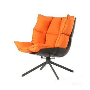 Patricia Urquiola Design Husk Armchair with Welcoming Backrest pictures & photos