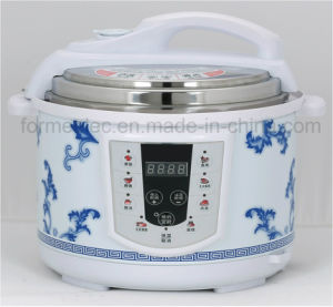 6L Pressure Cooker 1000W Electric Rice Cooker pictures & photos