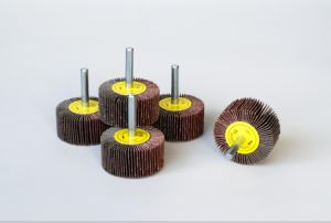 "Miniature Mounted Flap Wheels (with1/8"" Shaft) pictures & photos"