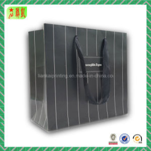 Cmyk Printing Art Paper Handbags for Packing pictures & photos