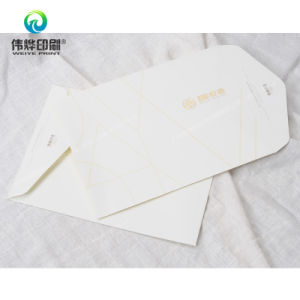 Customized Hot Stamping Paper Printing Stationery / Envelopes pictures & photos