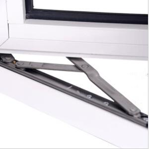 Double Glazed Pvccaement Window UPVC Casement Tilt and Turn Glass Window pictures & photos