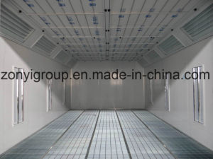 TUV Spray Booth High Quantity Spray Booth Factory pictures & photos
