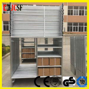 Galvanized 5′x5′ Mason Frame with Flip Locks pictures & photos