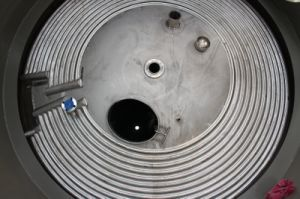 316L Fermentation Tank with Half Pipe Jacket pictures & photos