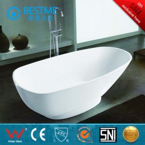 Elegant Simole Design Bathtub for Whole Sale (BT-Y2512) pictures & photos