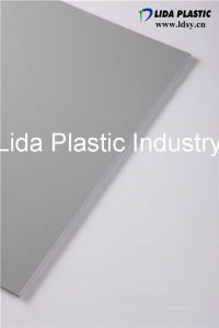 100% Virgin Grey PVC Sheet pictures & photos