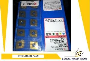 Kyocera Cnga120404 A66nturning Insert for Turning Tool Carbide Insert pictures & photos