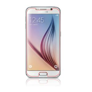 Factory Price Anti-Scratch Japan Asahi Tempered Glass for Samsung Galaxy S6 pictures & photos