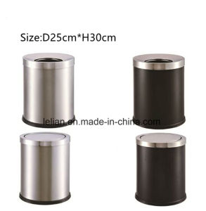 3L to 120L Stainless Steel Rubbish Can, Trash Bin pictures & photos