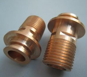 CNC Machining Service for Brass Parts