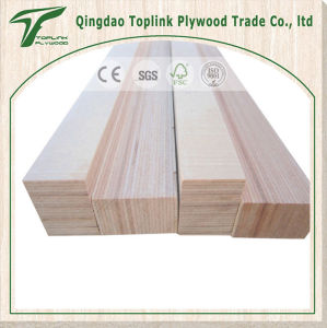 Poplar Wood LVL Plywood Board with Best Price pictures & photos