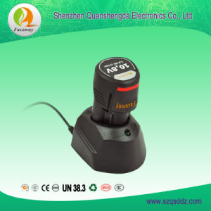 (QSD-10.8) 10.8V 1.5Ah Electric Tools Lithium-Ion Battery Pack pictures & photos