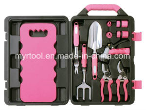 15PCS Professional Pink Ladies Garden Tool Kit pictures & photos
