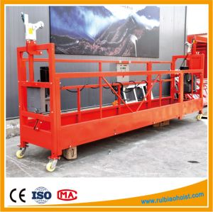 Zlp500/Zlp630/Zlp800/Zlp1000 Hanging Platform, Construction Suspended Lift, Gondola Machine pictures & photos