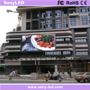 High Bright Outdoor Full Color LED Display for Video Advertising pictures & photos