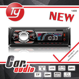Fixed Panel Car Amplifier with LCD Screen 1408 pictures & photos