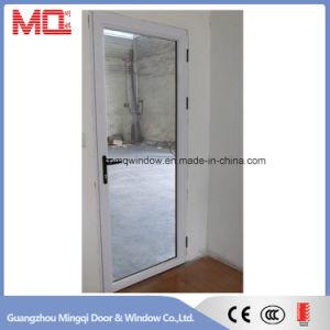 Aluminum Exterior Door with Opening Window Design pictures & photos
