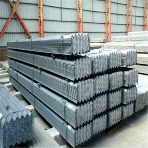 Steel Products Angle Steel From Building Material Factory (angle bar 20-200mm) pictures & photos