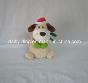 20cm New Lovely Plush Christmas Bear pictures & photos