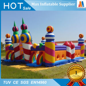 Outdoor Event or Party Toy Tarpaulin Inflatable Castle Jumper pictures & photos