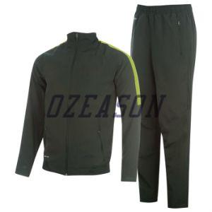 Unisex Cheap Blank Custom Soccer Training Suit Football Suit (TJ011) pictures & photos