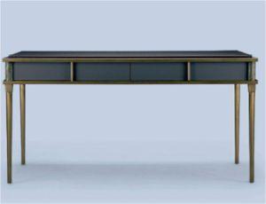 Simple Design Office Table Desktop Computer Desk pictures & photos