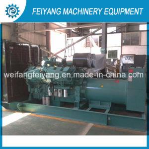Water Cooled Diesel Generator 860kVA 865kVA 885kVA pictures & photos