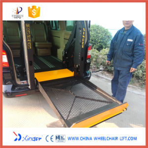 Wheelchair Van Lifts with CE Loading 350kg pictures & photos