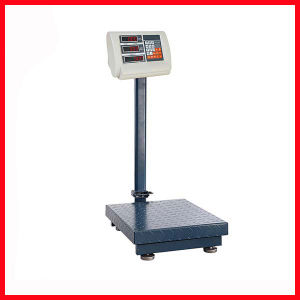High Precision Foldable Pole Counting Platform Weighing Scale pictures & photos