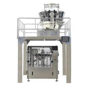 Nuoen Eight Stations Automatic Packaging Machine for Particles/Powder pictures & photos