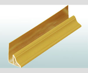Wooden Color PVC Accessories Supplier pictures & photos