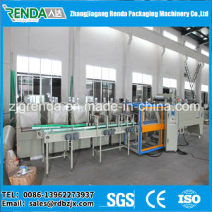 Automatic Shrink Tunnel Packing Machinery Bottle Packing Machine pictures & photos