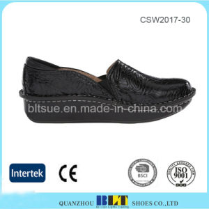 Loafers Rocker Outsole Platform Fashion Shoe for Women pictures & photos