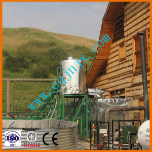 Used Oil Purification Black Oil Regeneration Machine to Diesel Gasoline pictures & photos