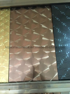 201 304 316 Decorative Color Laser Stainless Steel Sheet pictures & photos
