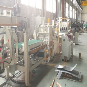 Numerical Control Steel Coil Cut-to-Length Line pictures & photos