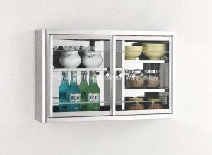 Kitchen Furniture Stainless Steel Kitchen Storage Cabinet pictures & photos