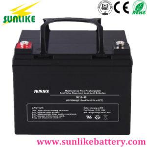 Deep Cycle Lead Acid Solar Power Battery 12V26ah for Telecom pictures & photos