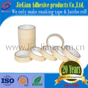 Wholesale Automotive Adhesive Masking Tape From Jielian Supplier with Free Sample Mt723y pictures & photos