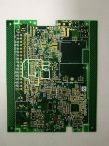 0.5-13 Oz Printed Circuit Board Customized Fr-4 PCB China Rigid Flex PCB pictures & photos
